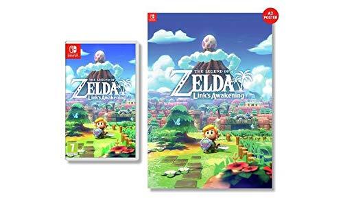 Legend of Zelda Link's Awakening - Nintendo Switch Standard