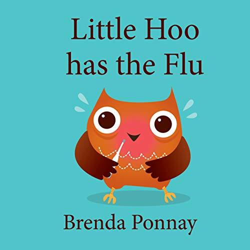 Little Hoo has the Flu (English Edition)