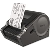 Brother P. Touch Ql. 1050 Direct Thermal Printer . Label Print . 3.90 Print Width . 4.33 In/S Mono . 300 Dpi Product Type: Printers/Label/Receipt Printers