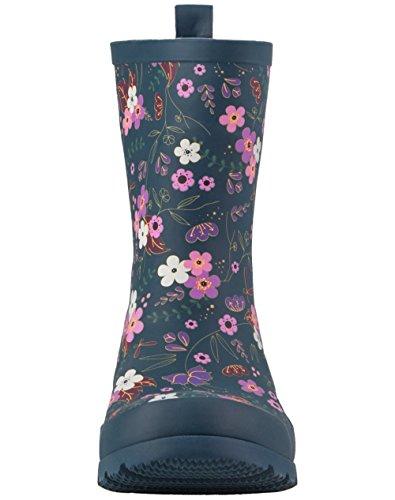 Tracker Rubber Floral Women's Boots Rain Noxon Roses Midnight Wildlife Floral Oakiwear Green Black Midnight Hunter Mint amp; Coral Storm Khaki Gray Leaf EWdY8qxww