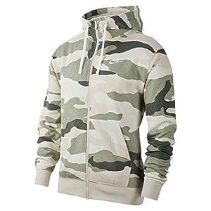 Nike-NSW-Club-Hoodie-Full-Zip-Camouflage