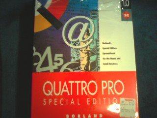 Novell Quattro Pro 5.5
