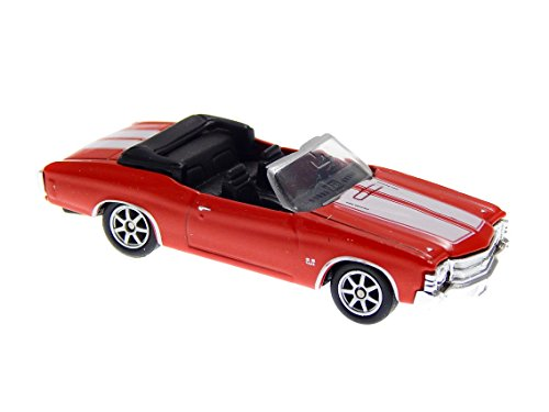 1971 Chevrolet Chevelle SS 454 1:60 Welly