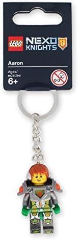 LEGO Nexo Knights Key Chain Aaron 853520