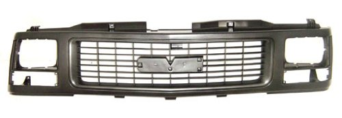 Gmc Jimmy Grille Replacement - OE Replacement GMC Jimmy/Yukon/Pickup Grille Assembly (Partslink Number GM1200356)