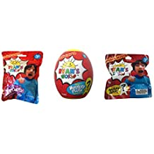Ryan's World Ultimate Surprise Lot of 3 Includes: Figures , Jellies & Egg Plush from Ryan's Toy Review
