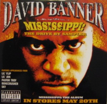 Mississippi: The Drive-By Sampler