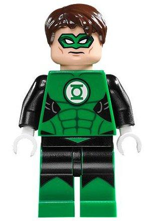 LEGO DC Green Lantern Green Lantern Minifigure [Loose] (Lego Green Lantern Figure compare prices)