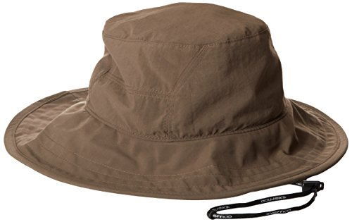 ExOfficio Unisex Bugsaway Adventure Hat Cigar, Large/X-Large