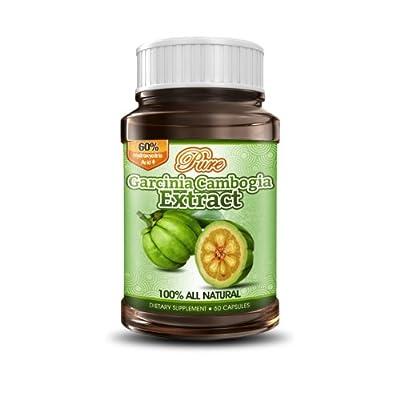 Pure Garcinia Cambogia Extract | 60% HCA