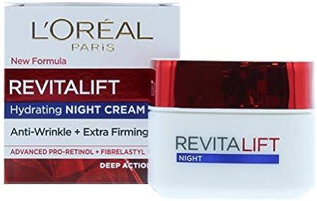 L'Oréal, Crema nocturna facial - 50 gr.