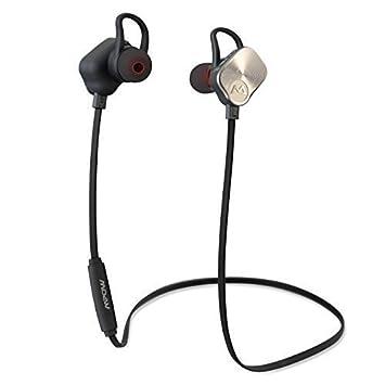 Mpow Magneto estéreo inalámbrico Bluetooth 4.1 deporte auriculares funcionamiento auriculares auriculares con MIC manos libres Calling