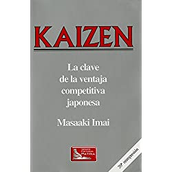 Kaizen. La clave de la ventaja competitiva japonesa