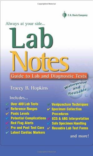 LabNotes: Guide to Lab & Diagnostic ()