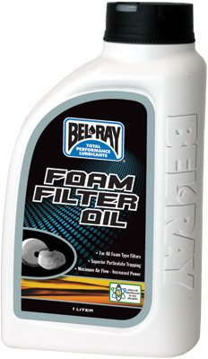 Bel-Ray Foam Filter Oil - 1L. 99190-B1LW (1)
