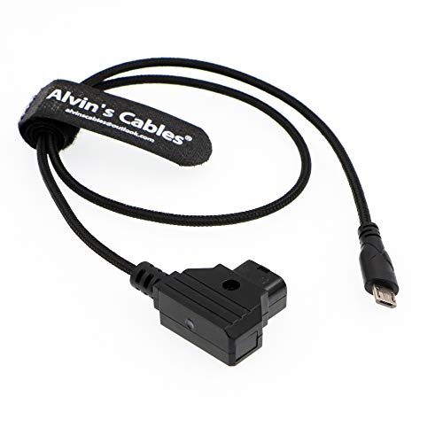 Alvin's Cables Micro USB to D Tap AlvinTap