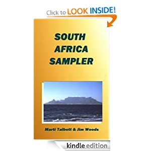 South Africa Sampler (Splendid Earth Series) Jim Woods and Marti Talbott