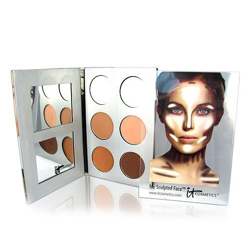 Amazon.com : It Cosmetics My Sculpted Face Universal Contouring ...