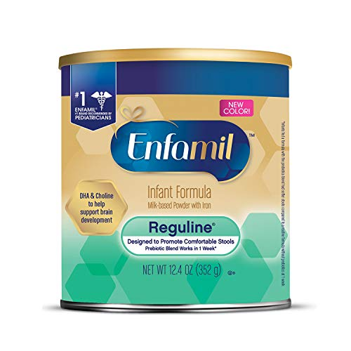 Enfamil Reguline Baby Formula - Powder - 12.4 oz
