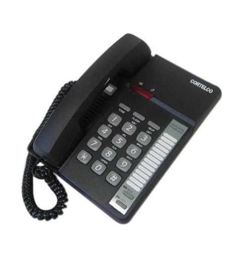 Corded Centurion Telephone (Cortelco 369100-Voe-27f CenturION - Black)