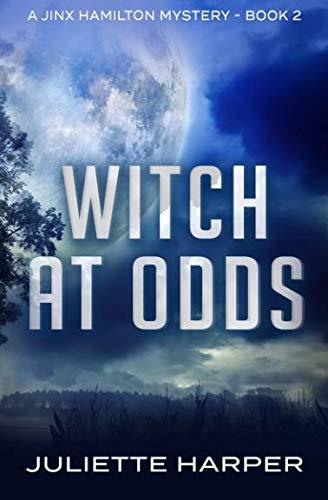 Witch at Odds: A Jinx Hamilton Mystery Book 2 (The Jinx Hamilton Mysteries) (Volume 2) -  Juliette Harper, Paperback