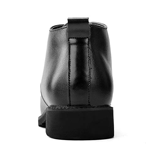 Low Black Black Invierno Otoño Tamaño Moda Fang Hombres shoes Los top 41 2018 Eu La De Zapatos Casuales Oxford top Del E Informales High Hombre color HT7Hw4q