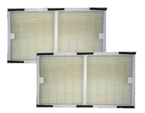 2 Idylis A Hepa Air Purifier Filter, Fits Idylis IAP-10-100 Idylis IAP-10-150,Air Purifiers BY Aqua Green (A Type Filter Idylis)
