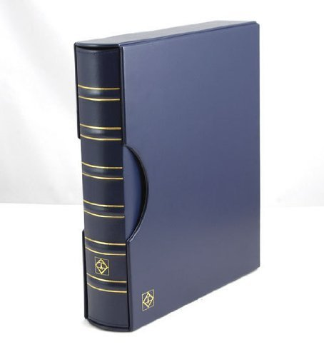 (Grande Classic Coin Album Set for up to 36 Certified Coin Holders Blue)