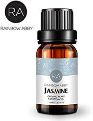 JASMINE Oil - 100% PURE Therapeutic Grade Essential Oils - 10 mL