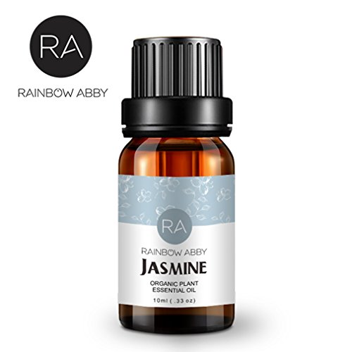 RAINBOW ABBY Essential Oil Aromatherapy Now Pure Orangic Essential Oils Set for Diffuser (Jasmine)