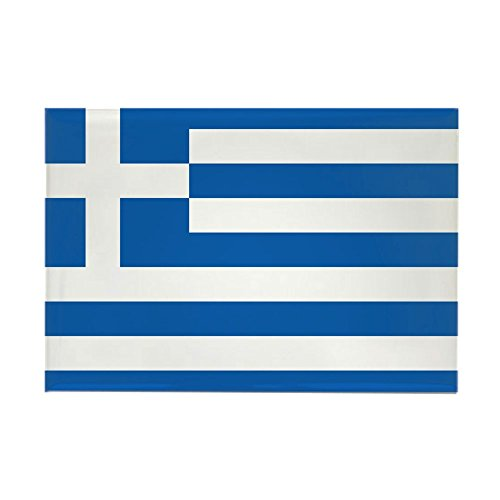 CafePress Greece Magnets Rectangle Magnet, 2