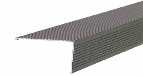 Stair Nosing - M-D Building Products 81893 2-3/4-Inch by 1-1/2-Inch by 72-Inch TH026 Sill Nosing, Black