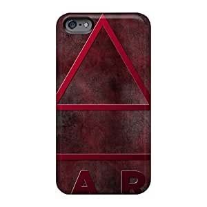 Premium Iphone 6 Case - Protective Skin - High Quality For 30 Seconds To Mars Band 3STM
