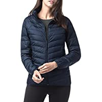 Lapasa Women's Quilted Puffer Jacket Coat