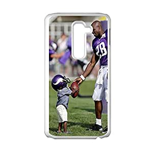 Generic Funny Phone Case For Kids With Adrian Peterson For Optimus G2 Lg Choose Design 3