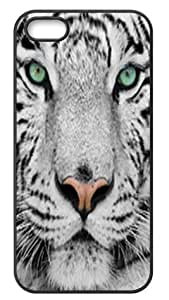 Cool Tiger Back Case Hard Durable iPhone 5,5s Case