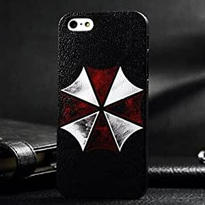 YULIN Cubierta Posterior - Color Mixto/Diseño Especial/Innovador - para iPhone 5/iPhone 5S ( Multicolor , Plástico )