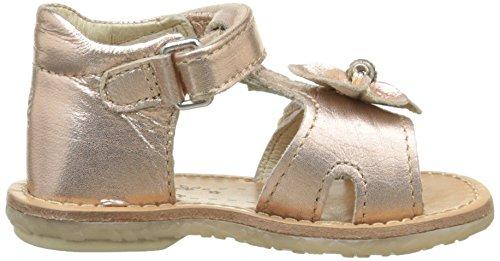 Noël Mini Sab - Zapatos de primeros pasos Bebé-Niños Dorado - Or (98 Cuivre)