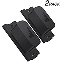 Gun Magnets, Awesafe Gun Mount Holder with 30/35 lb Rating, Firearm Accessory Used In Home, Office, Car, Vehicle, Desk, Truck, Wall etc, Concealed Holder For Handgun, Rifle, Shotgun, Pistol