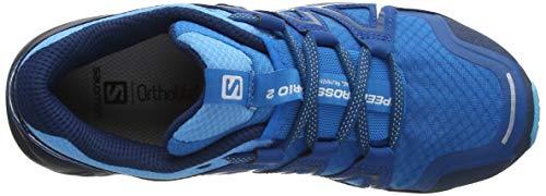 W Trail 000 hawaiian Vario Da Running Aquarius Mykonos Blue Scarpe 2 Salomon Surf Donna Multicolore Speedcross CqtHpp