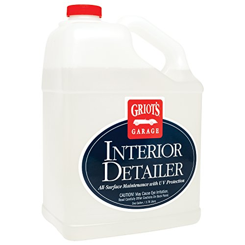 (Griot's Garage 10976 Interior Detailer Gallon)