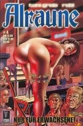 Adult Comic XXX - Alraune #4 -