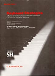 Keyboard Strategies: A Piano Series for…