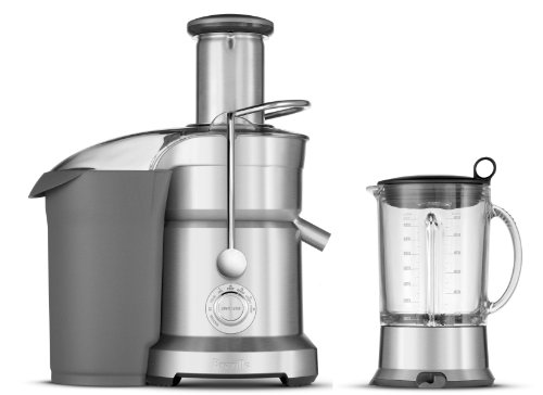 Breville BJB840XL Juice and Blend Dual-Purpose Juicer and Blender