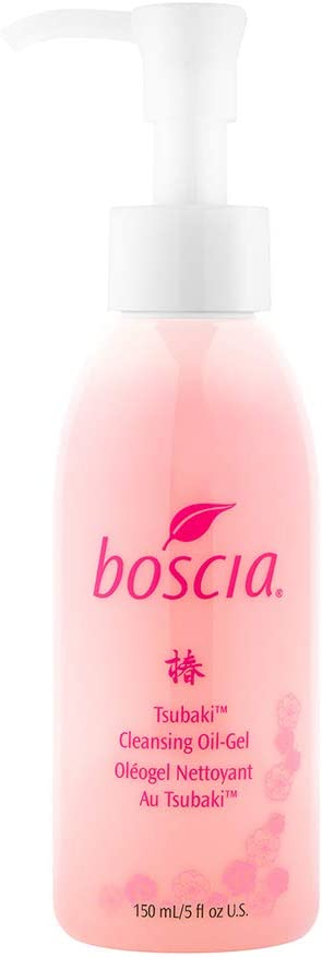 boscia Tsubaki Cleansing Oil-Gel, 5 Fl Oz