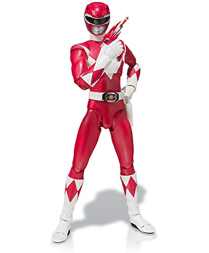 Red Ranger: Mighty Morphin Power Rangers x Tamashii Nations S.H. Figuarts Action Figure