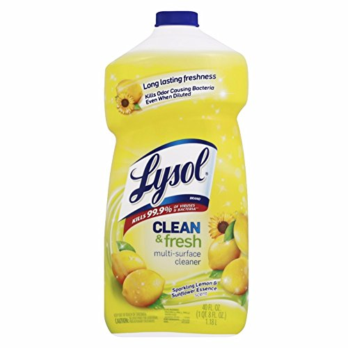 Reckitt Benckiser Lysol Power and Fresh All Purpose Clean...
