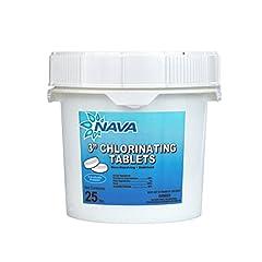 chlorine large tablets