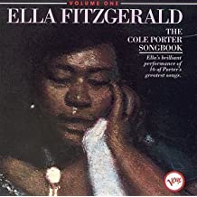 Ella Fitzgerald Sings the Cole Porter Songbook, Vol. 1 by Fitzgerald, Ella (1990) Audio CD