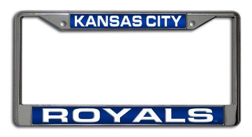 MLB Kansas City Royals Laser Chrome